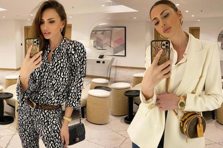 Emina Jahovicin çantaları servet değerinde