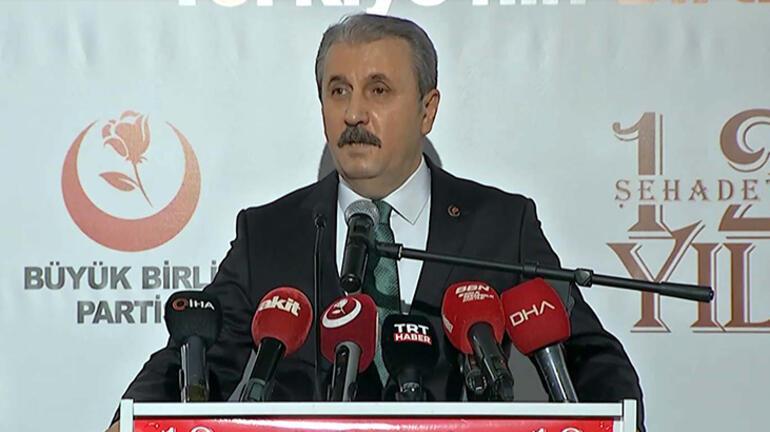 Muhsin Yazıcıoğlu, ölümünün 12nci yılında anıldı