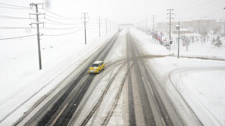 Son dakika... Flaş kar yağışı uyarısı 40 santimetreyi bulabilir