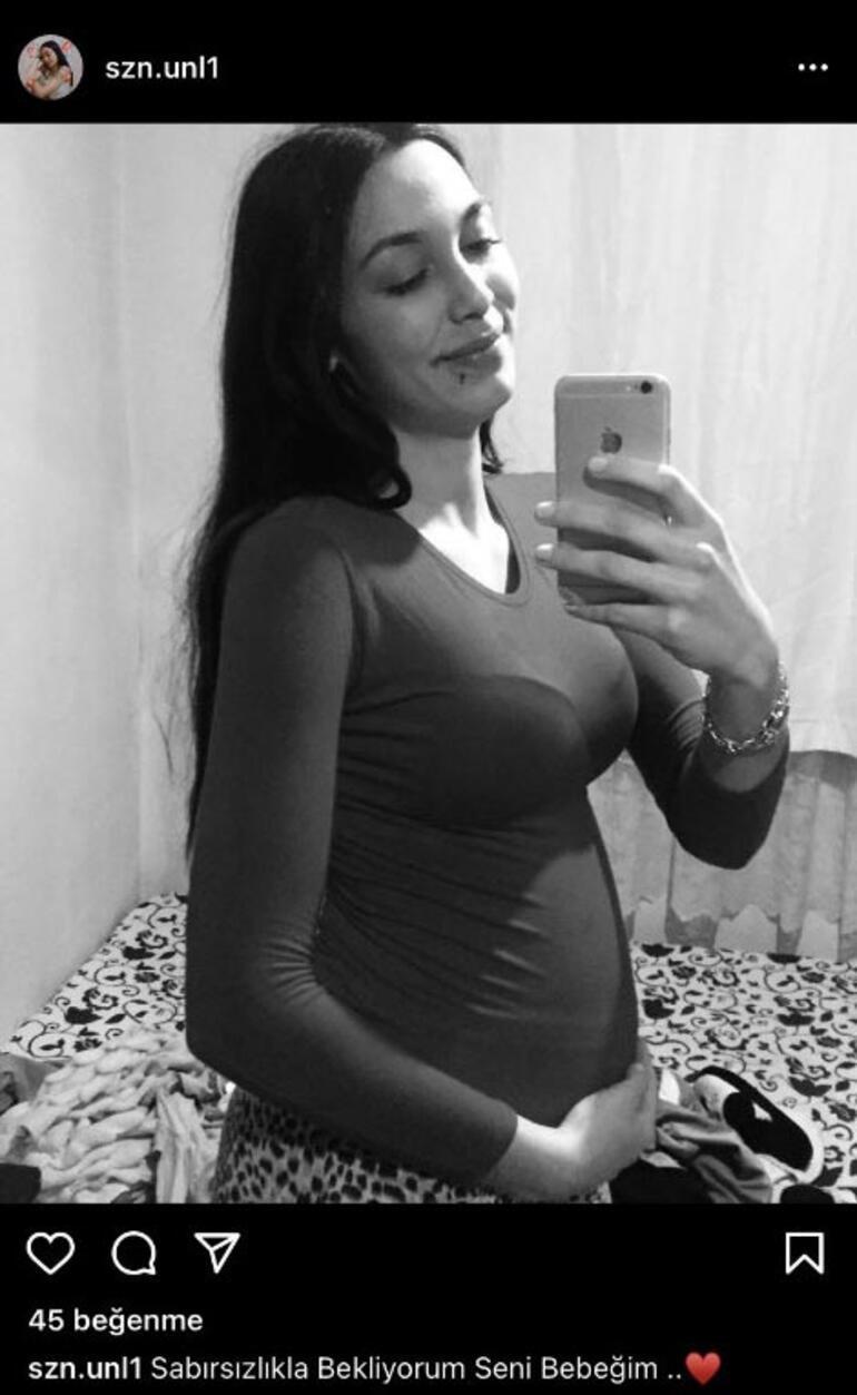 Kan donduran vahşet 17 yaşında ve 5 aylık hamile olan Sezen öldürüldü
