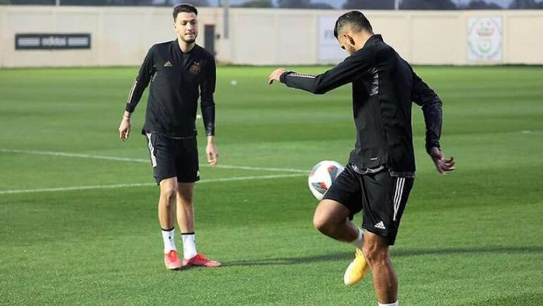 Son dakika - Beşiktaşta Rachid Ghezzal gelişmesi