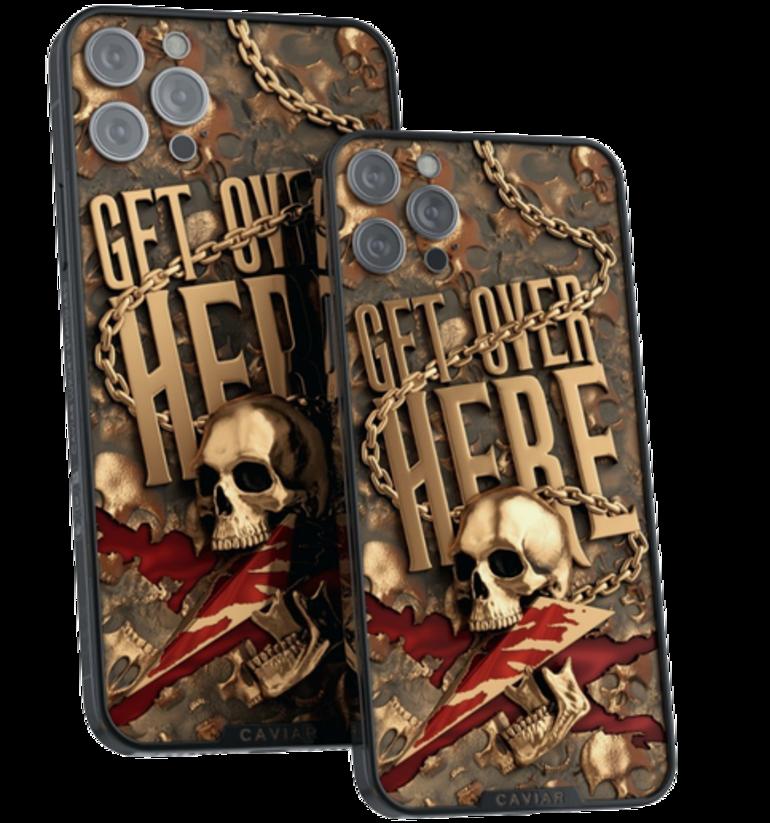 Mortal Combat konseptli iPhone 12 Pro yaklaşık 60 bin TL