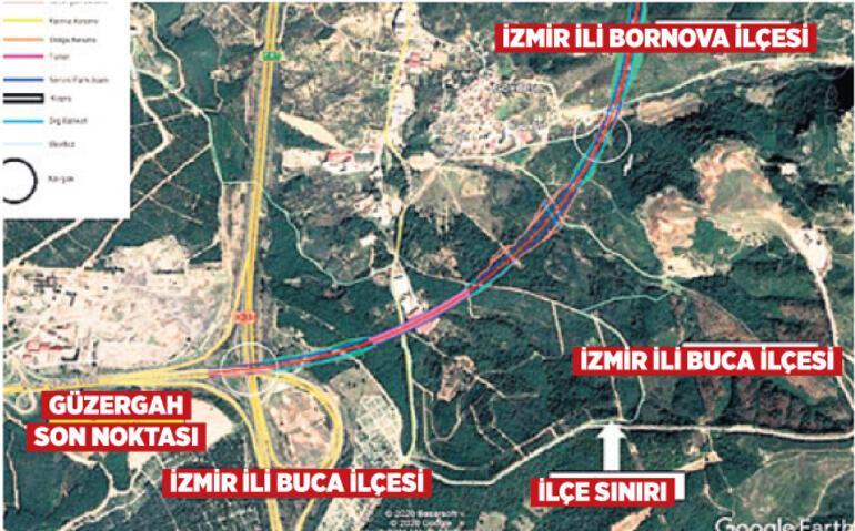 İzmir'e ikinci çevreyolu