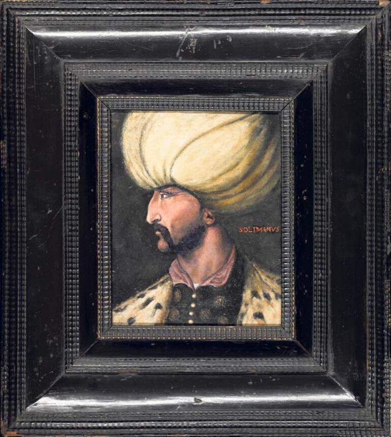 Muhteşem Süleyman portresi yarın satışa çıkıyor