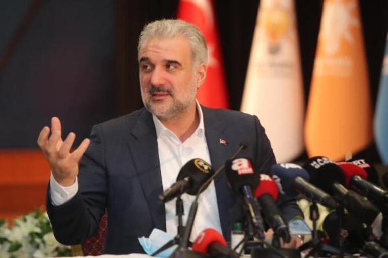 AK Parti İstanbul İl Başkanı Kabaktepeden kahve daveti açıklaması