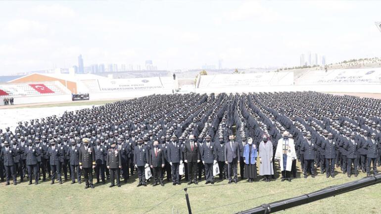 Emniyete 15 Temmuz 2016 sonrası 124 bin 327 yeni personel alındı