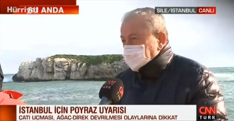 Son dakika... Sıra dışı olaylar yaşanıyor deyip uyardı İstanbulun tamamında görülecek