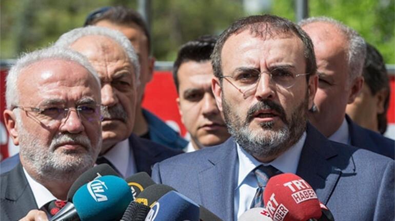 Son dakika AK Partide grup başkanvekilleri belli oldu