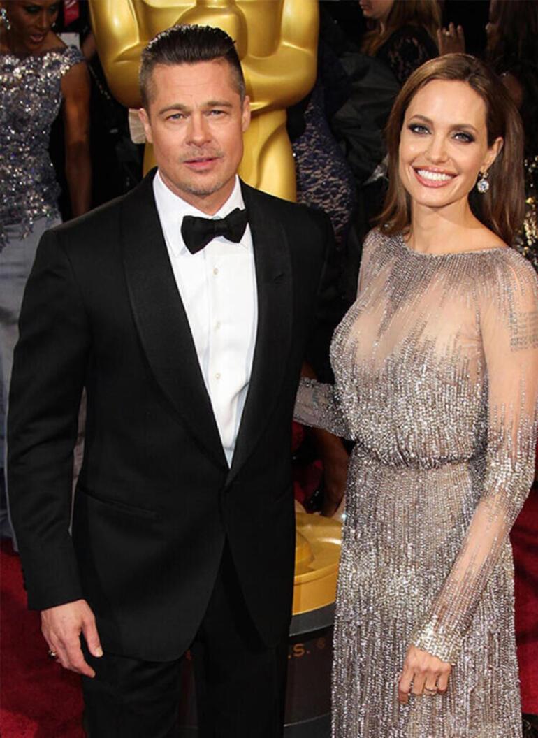 Angelina Jolienin alışveriş stili