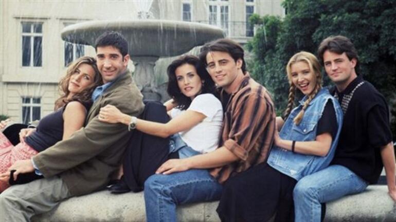 Friends Netflixe geldi mi Friends konusu nedir, oyuncuları kimler, dizi ne zaman çekildi