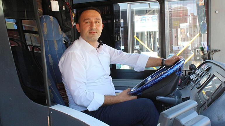 Son dakika... Otobüs şoförüne bıçakla ölüm tehdidi Şok görüntüler ortaya çıktı