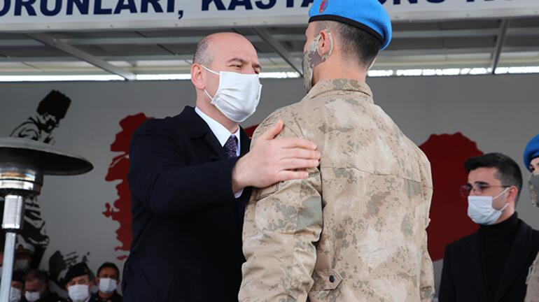 Son dakika... İçişleri Bakanı Soylu PKKya bu yıl 11 kişi katıldı