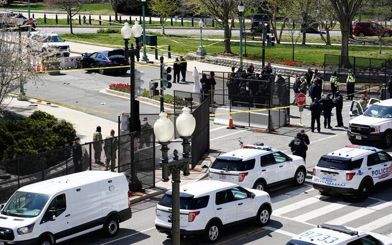 Son dakika... Güvenlik tehdidi nedeniyle kapatılan ABD Kongre binası açıldı