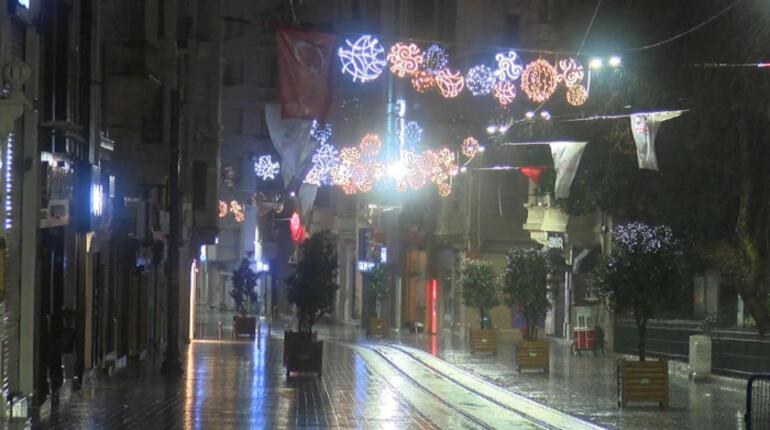 Meteoroloji uyarmıştı İstanbullu güne böyle başladı