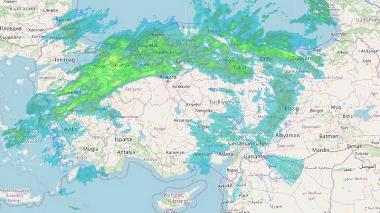 Son dakika: Meteorolojiden uyarılar peş peşe geldi