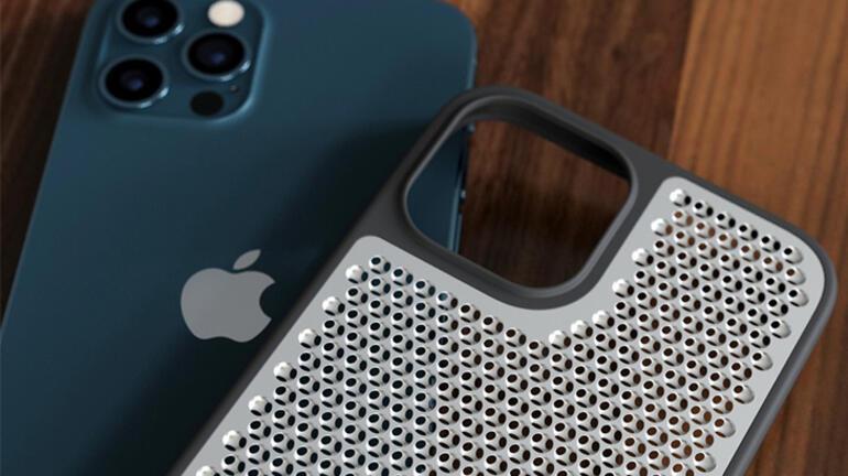 Mac Pronun rende tasarımı iPhone 12 Proya taşınıyor