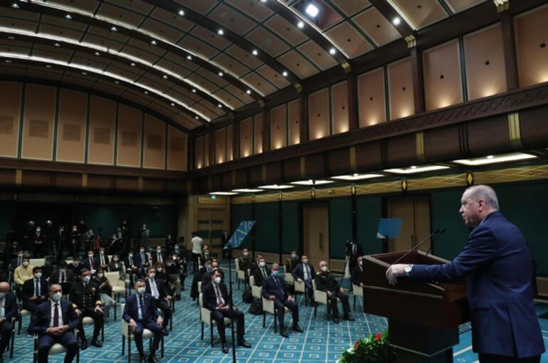 Son dakika: Erdoğan gece bildirisi için ilk kez konuştu: Kesinlikle art niyetli bir girişimdir