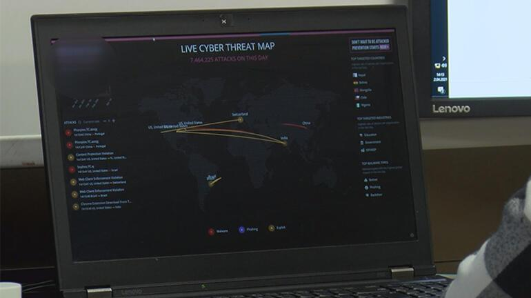 Yeni teknolojileri kullanan Siber Polis göz açtırmıyor