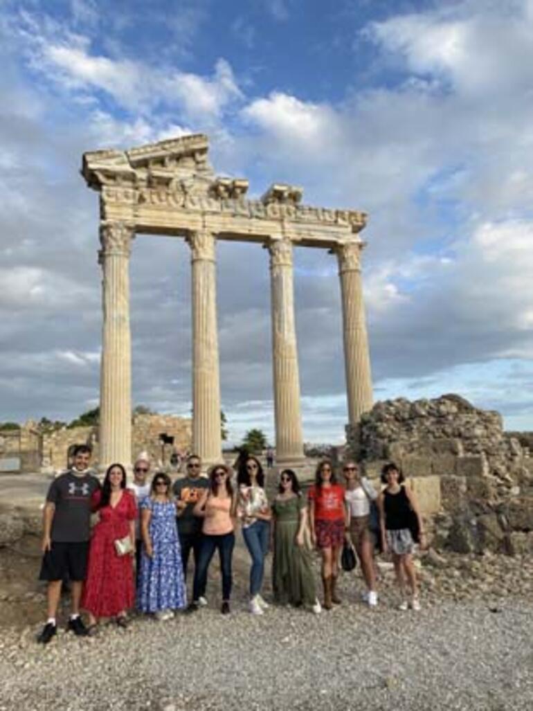 Deniz, Kum, Güneşin Ötesinde Bambaşka Bir Antalya Deneyimi