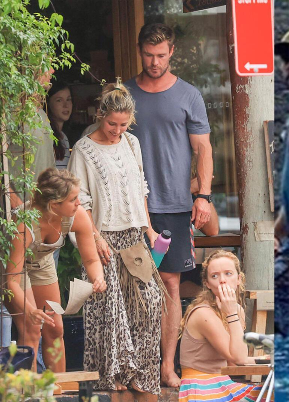 Chris Hemsworth: Rol için kilo alıp verseydim ciddi aktör derlerdi
