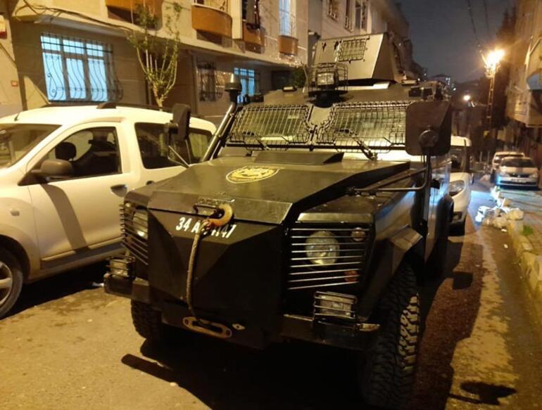 İstanbulda DEAŞ operasyonu: Gözaltılar var