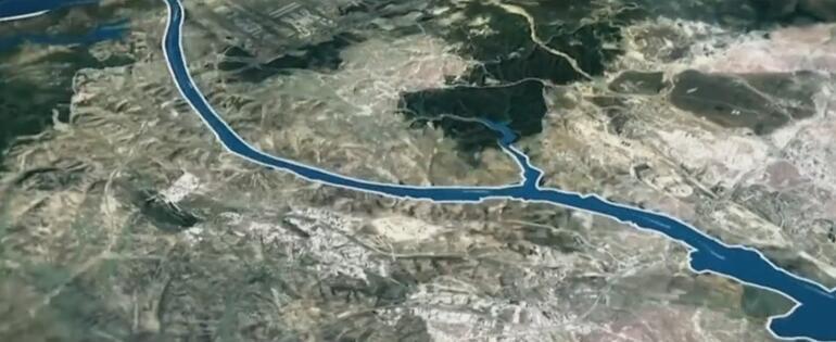 Son dakika... Cumhurbaşkanı Erdoğandan Kanal İstanbul açıklaması: Başlıyoruz
