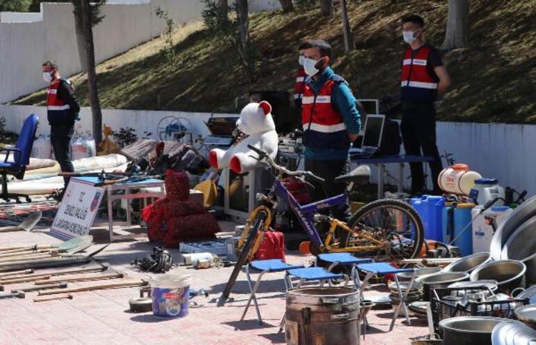 Oyuncak ayı yakalattı Mağdurları arasında dizi oyuncuları da var