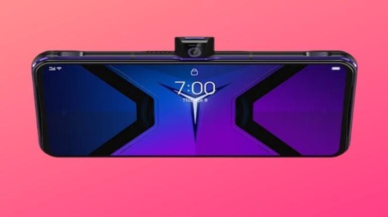 Farklı tasarımıyla oyunculara özel tasarlanan Lenovo Legion Duel 2