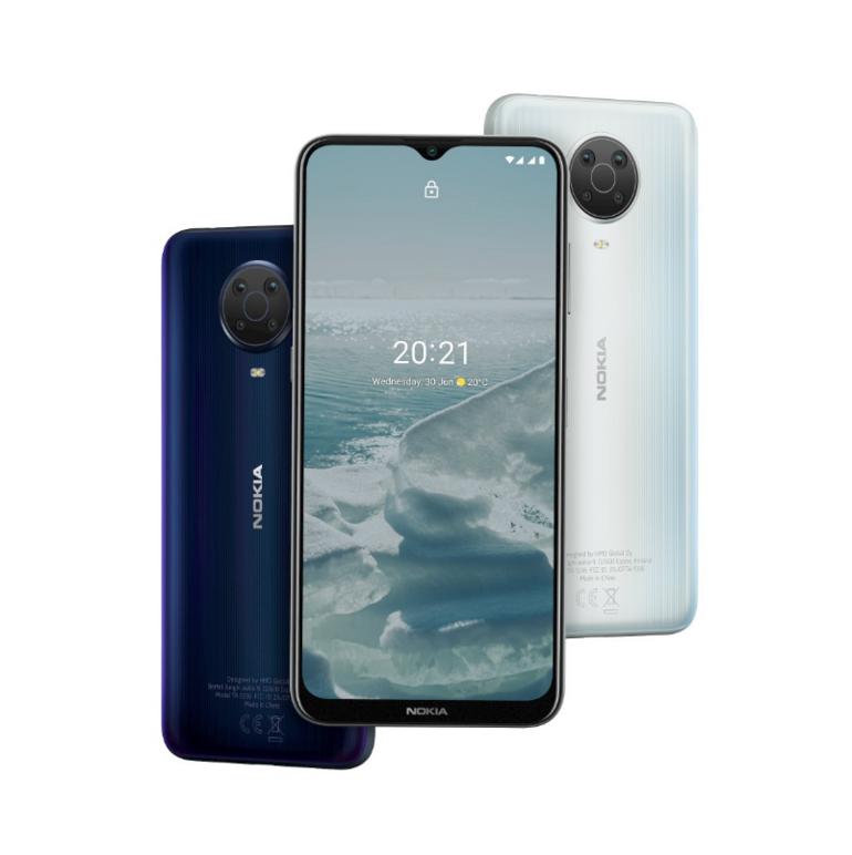 Küllerinden doğabilecek mi Nokia G20 ve G10 tanıtıldı