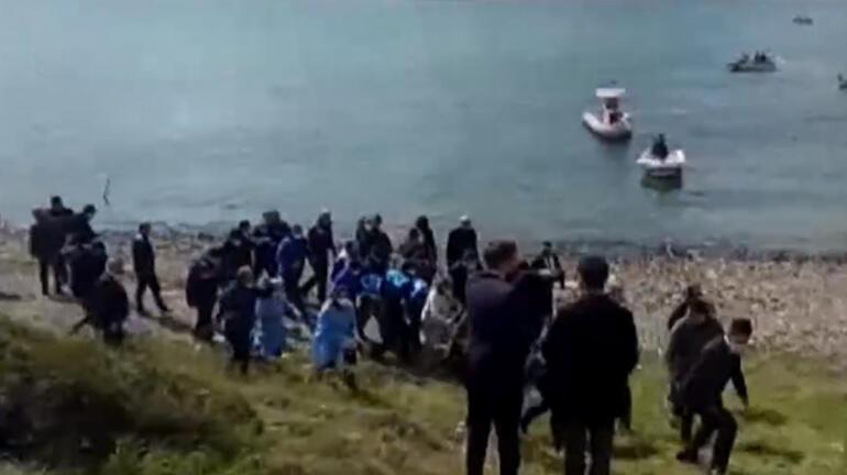 Son dakika İzmirde askeri uçak düştü MSBden ilk açıklama