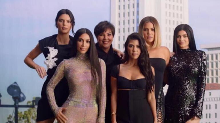 Kardashian ailesinin yeni şovu başlıyor