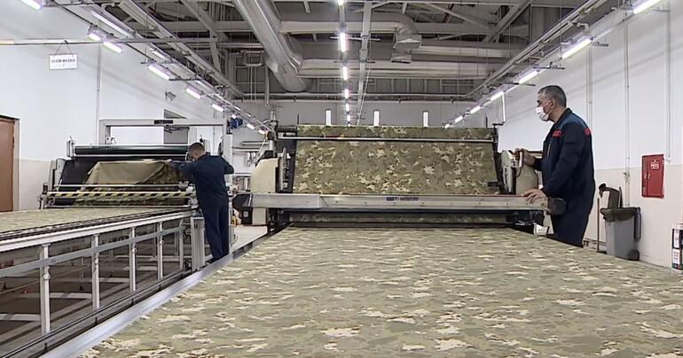 Son dakika... Mehmetçike son teknoloji kamuflaj İlk kez görüntülendi