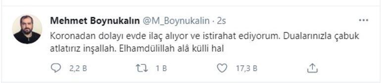 Son dakika... Ayasofya Camii eski imamı Mehmet Boynukalından haber var Dua istedi