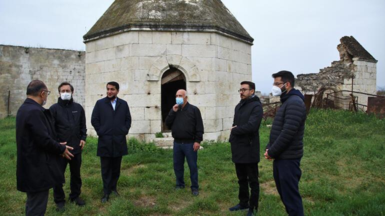 Cumhurbaşkanlığı İletişim Başkanı Altundan Karabağdaki yıkımı görmezden gelen uluslararası topluma tepki
