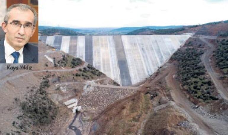 Musacalı Barajı'na yıl sonunda su tutulacak