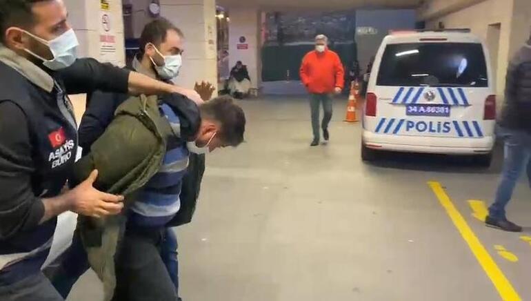 Son dakika... İstanbul Cihangirde korkunç olay Genç kadını taciz etti, boğazına bıçak dayadı