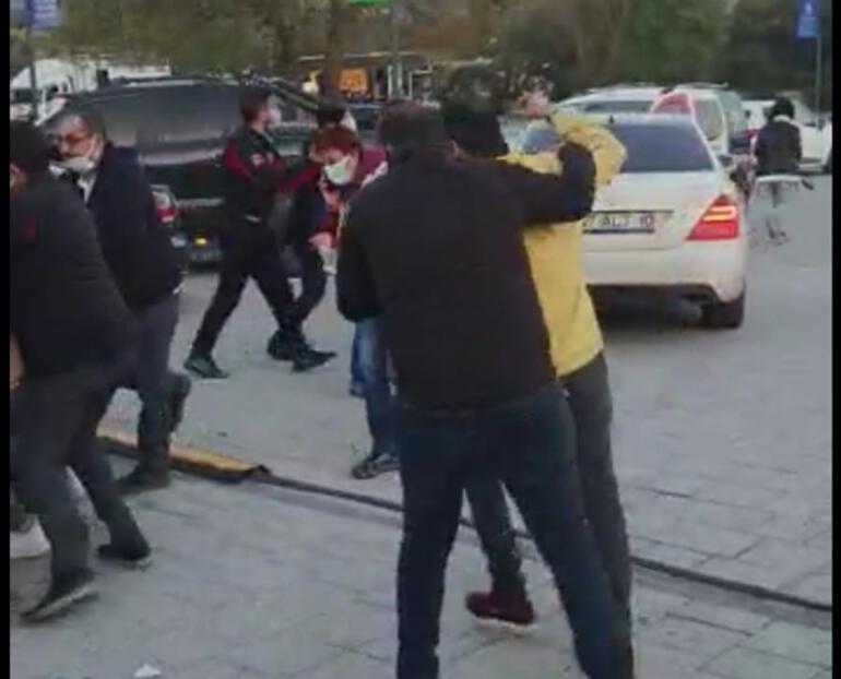 Mustafa Üstündağın karıştığı silahlı kavgada 1 kişi yaralandı