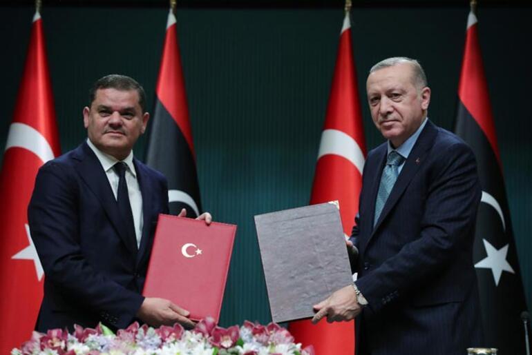 Son dakika: Cumhurbaşkanı Erdoğandan Libya mesajı: Her türlü desteği vereceğiz
