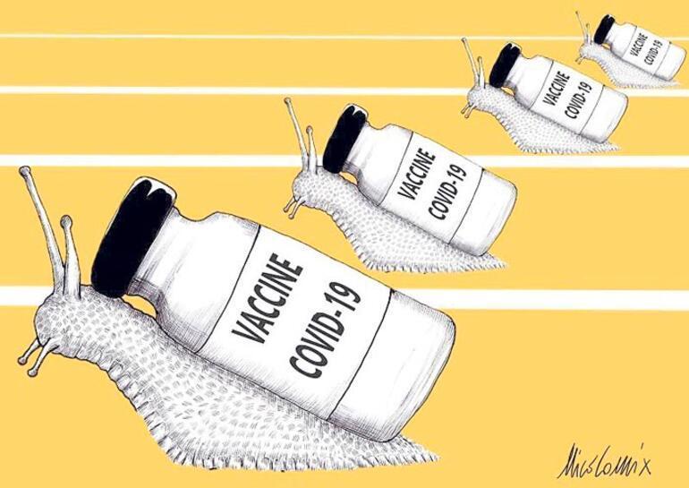 """Çin'in yeni """"aşı rotası"""""""