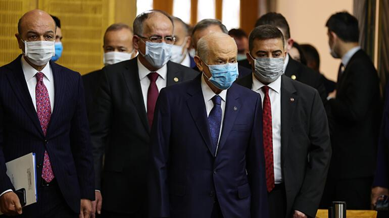 Son dakika... MHP lideri Bahçeliden flaş kısıtlama açıklaması