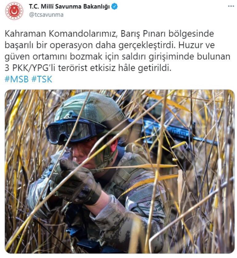 Son dakika... Türkiye görüntüleri paylaştı Balon yok edildi