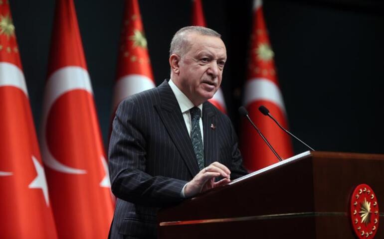 Son dakika: Cumhurbaşkanı Erdoğan alınan kararları açıkladı Seyahat yasağı geri geldi
