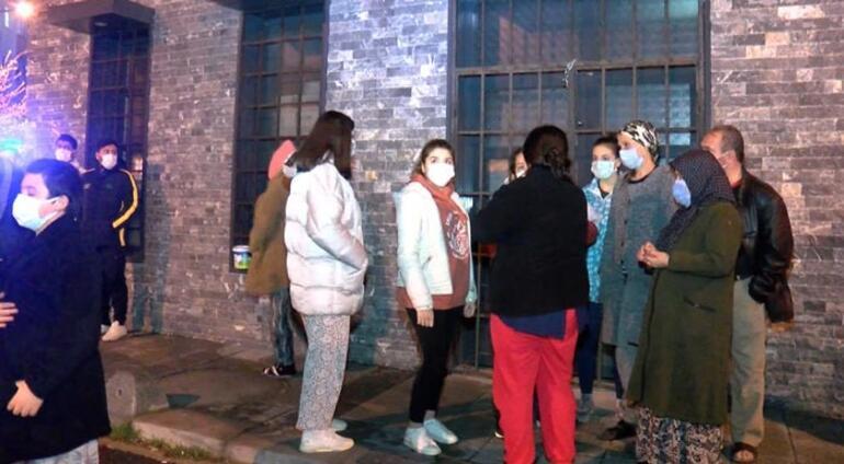 İstanbulda korku dolu gece Böyle kurtarıldılar