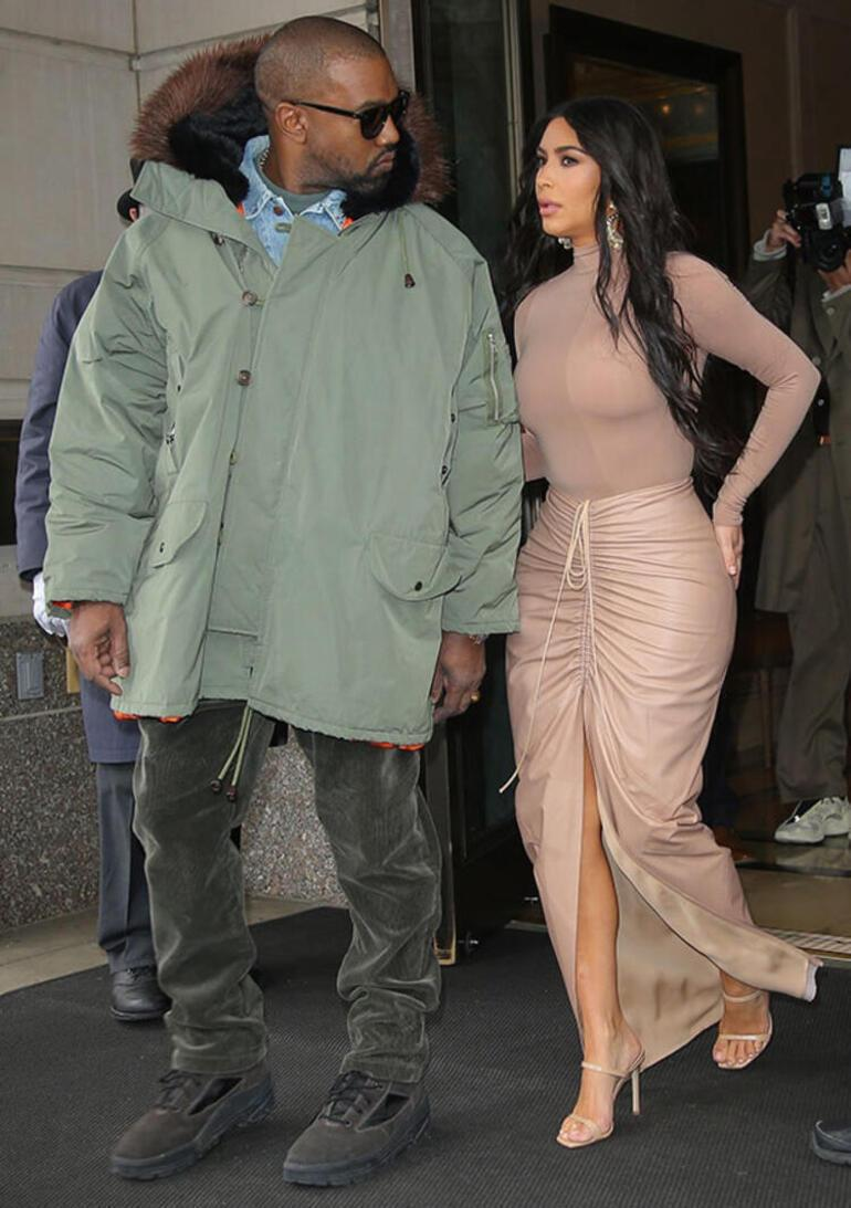 Kanye Westin boşanma talepleri ortaya çıktı