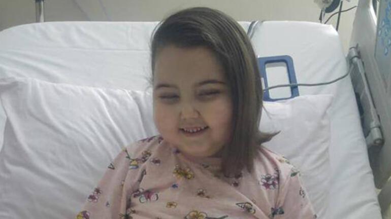 Bademcikleri şişti diye hastaneye götürülen Gülsüme beyin sapı tümörü teşhisi kondu