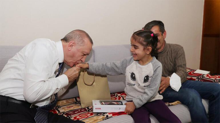 Cumhurbaşkanı Erdoğandan sürpriz iftar ziyareti