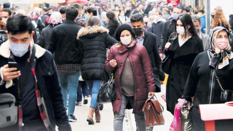Türkiye araştırması: Her 3 kişiden 1'i bağışıklık kazandı