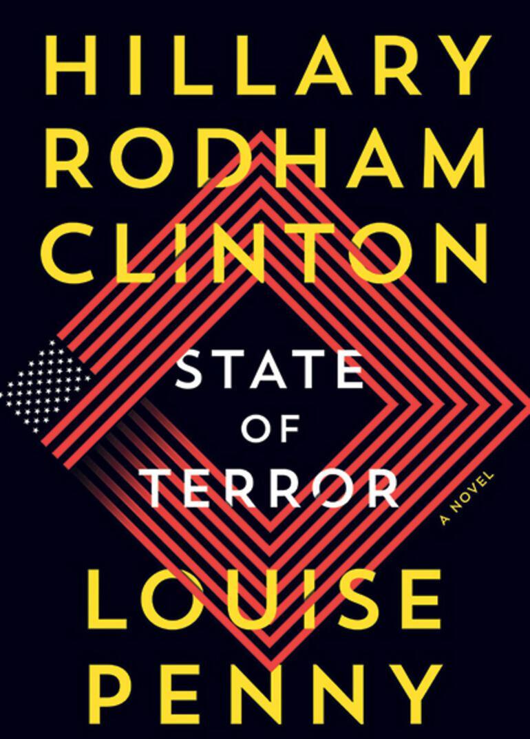 Clinton'dan gizemli ve gerilimli roman
