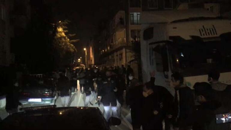 Bursada ortalık savaş alanına döndü 100 kişi birbirine girdi