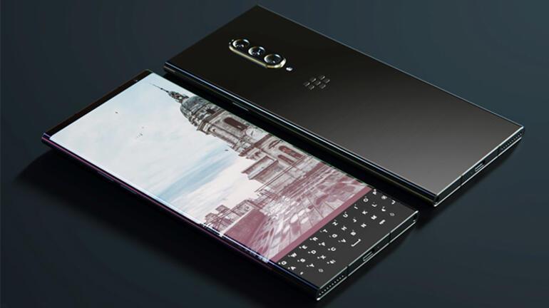 BlackBerry küllerinden yeniden doğabilir mi İşte yeni tasarım